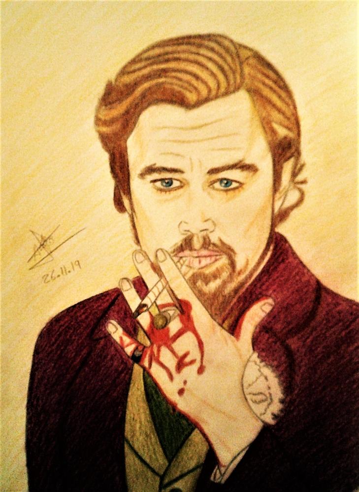 Leonardo DiCaprio by aline17